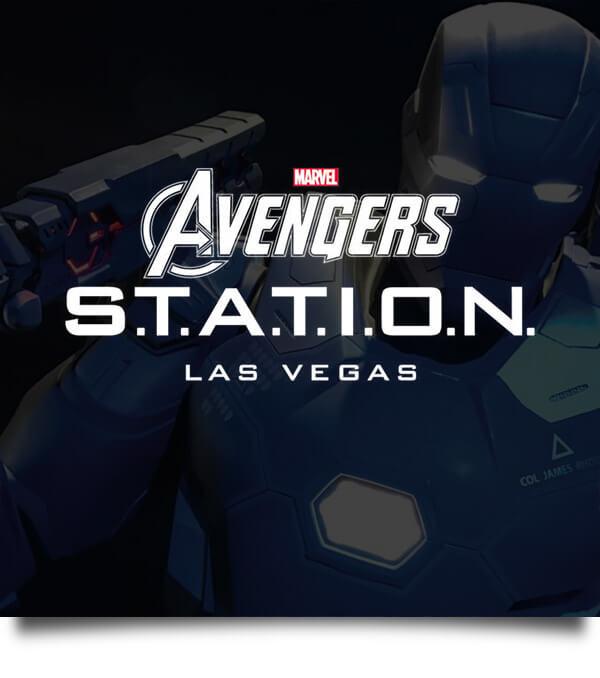 Avengers Station Las Vegas
